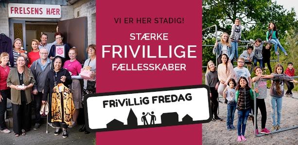 Vi er her stadig! – Stærke frivillige fællesskaber i Næstved kommune