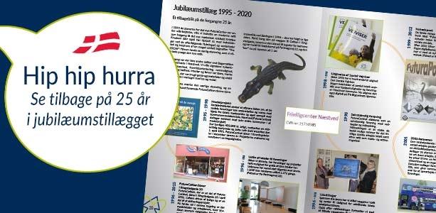 """25 år i ord og billeder – """"på gaden"""" nu"""