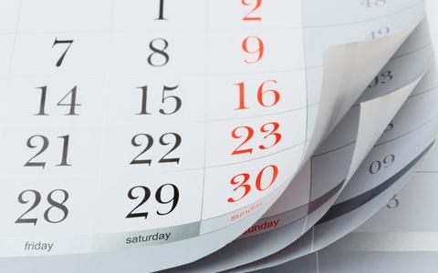 Se kalenderen og gå ikke glip af...
