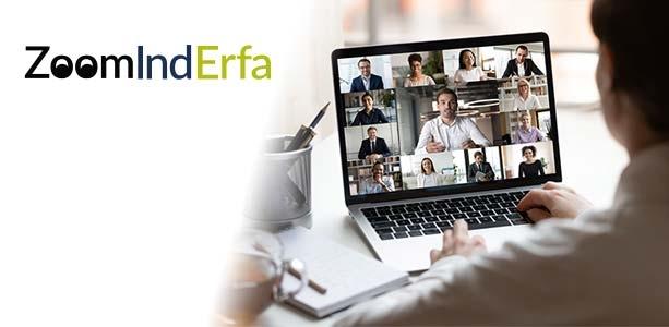 ZoomIndErfa om rekruttering af frivillige under corona